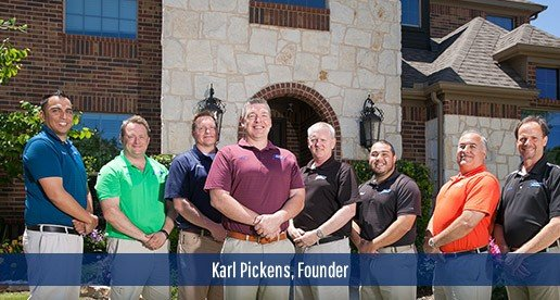 Professional Painting Team in Dallas