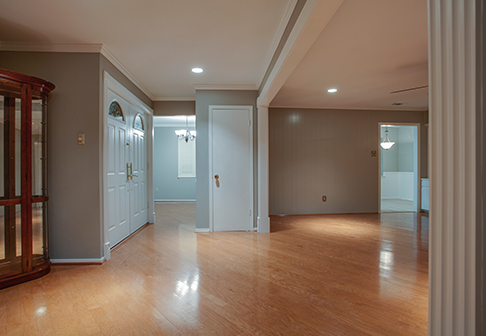 Indoor Repainting in Plano