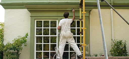 Preparing for Exterior Painting in Plano